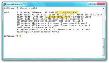Ohne Eingriff leiten Linuxe und Mac-OS-Rechner ihre globale IPv6-Adresse aus der Hardware ab - und offenbaren damit viel über den Benutzer.