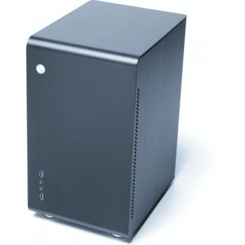 Die c't Steambox 1080 ist größer, eignet sich dank leistungsfähigerer Grafikkarte für Full HD.