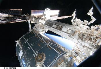 ESA-Weltraumlabor Columbus