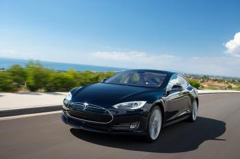 Das Model S von Tesla