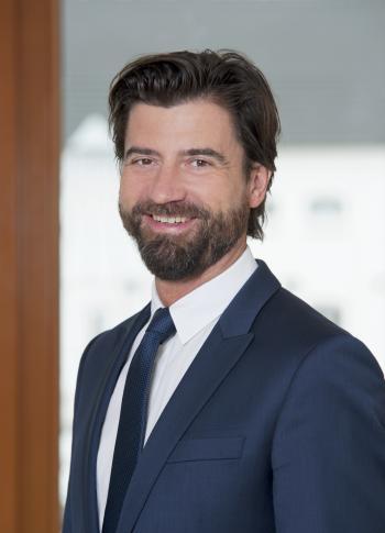 Frank Krollpfeiffer, Vertriebsleiter MDS & Solution Business, Kyocera