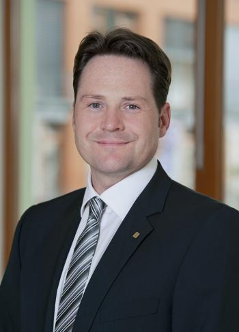 Markus Hollerbaum,  Vertriebsleiter Systemhäuser & Distribution, Kyocera