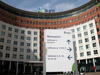 Die KPN-Zentrale
