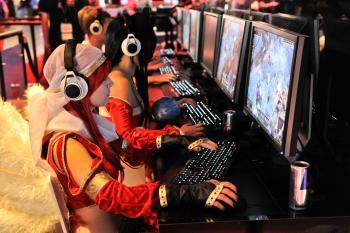 Impressionen von der GamesCOM: Riot Games