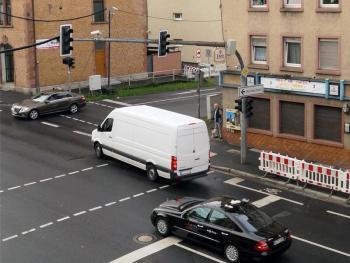 Ko-FAS sichert Kreuzung