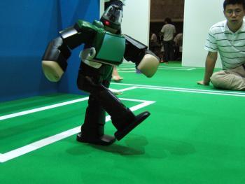 Roboter des Team Osaka