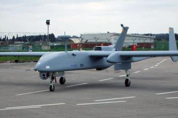 Heron-Drohne