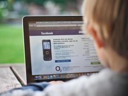 Jugendliche Facebook