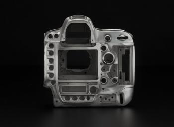 Nikon D4s Magnesium-Gehäuse
