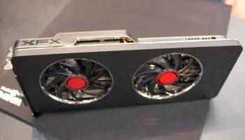 XFX Radeon R9 280 Double Dissipation: eine Spieler-Grafikkarte für 250 Euro.