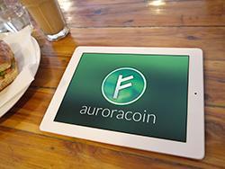 Auroracoin - bald auf jedem Tablet in Island heimisch?