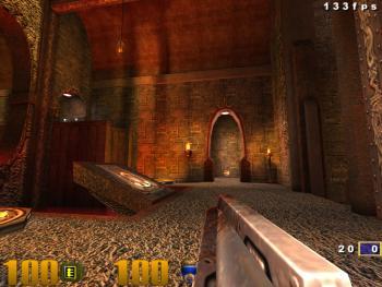 Mit dem quelloffenen Grafiktreiber von Simon Hall ist Quake III auf dem Raspberry Pi mit bis zu 133 FPS spielbar.