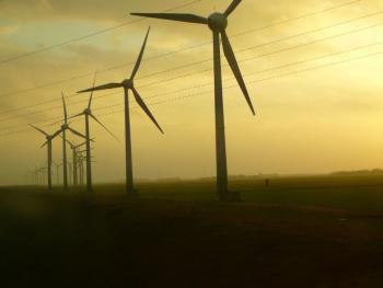 Der Ausbau von Windenergieanlagen an Land wird weniger stark begrenzt, als geplant.