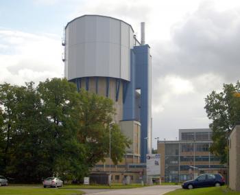Der Hochtemperaturreaktor Jülich
