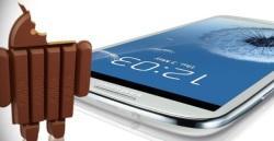 Das Galaxy S3 und S3 mini bekommen kein Android 4.4, die LTE-Version (und die meisten neueren Galaxy-Modelle) schon.