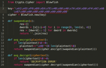 Exploit-Code für das AVG-Protokoll