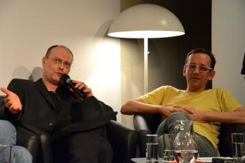 Steffen Wernéry und Hans Hübner