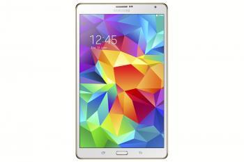 Das Tab S 8.4 hat zusammen mit dem Tab Pro die höchste Pixeldichte bei Tablets.