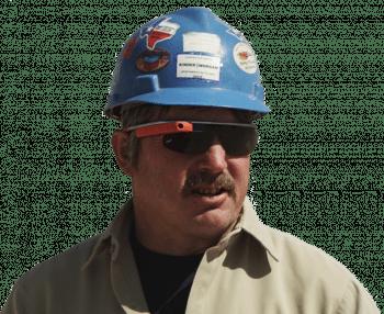 """Mit seinem """"Glass at Work""""-Programm will Google seine Datenbrille stärker in der Arbeitswelt verankern."""