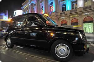 London Black Cab LTDA