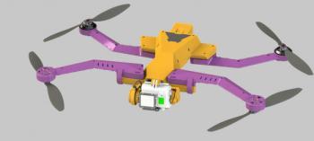 So stellt sich Air Dog seine Selfie-Drohne vor