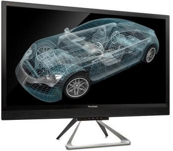 Viewsonics VX2880ml gehört zu den neuen 4K-Monitoren mit 70-Zentimeter-Diagonale, die demnächst für weniger als 500 Euro zu haben sind.