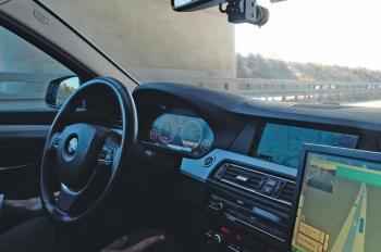 Fahrerlose Autos soll britische Straßen erobern