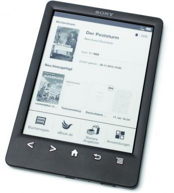 Letzer seiner Art: Sony plant kein Nachfolgemodell für den E-Book-Reader PRS-T3.
