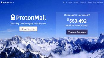 Protonmail verspricht viel Sicherheit, hat nun aber Mails seiner Nutzer verloren.