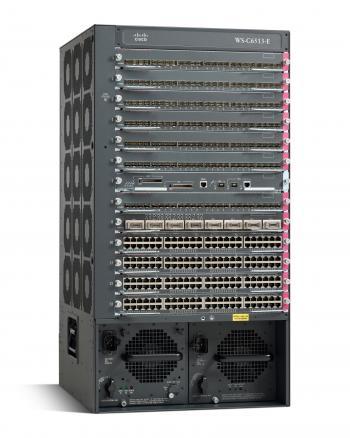Kommerzielle Router der Serie Catalyst 6500 von Cisco verwenden in der Standardeinstellung nur 512 KByte an Speicher für IPv4-Routingtabellen.