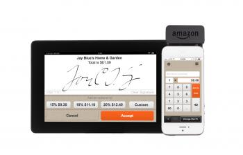 Amazon Local Register auf Fire Tablet und iPhone