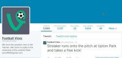 Twitter-Konten wie dieser mit über fünfhunderttausend Followern könnten bald in Schwierigkeiten geraten.