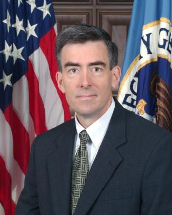 John Inglis, damals noch bei der NSA
