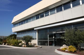 Das IBM Power Systems Linux Center im französischen Montpellier.