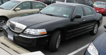 Lincoln Town Car (Baureihe 2003-2007)