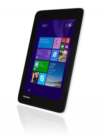 Toshibas Windows-Tablet Encore Mini mit 7-Zoll-Bildschirm