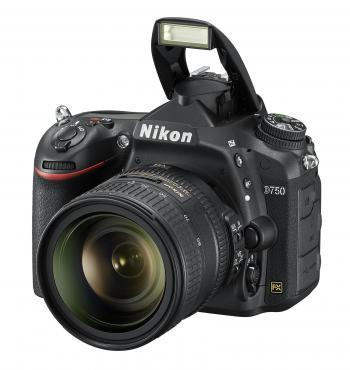 Nikon D750 Blitz