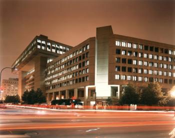 Die FBI-Zentrale