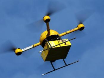 Paket-Drohne