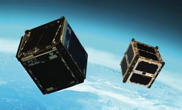 Nanosatelliten umgehen Internet-Zensur