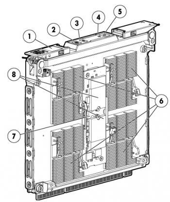 HP ProLiant m350 mit 4 x Avoton