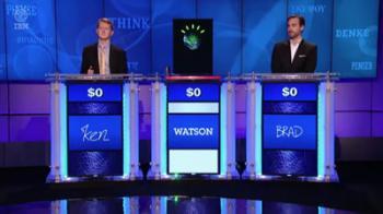 """Watson bei """"Jeopardy!"""""""