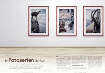 c't Digitale Fotografie, Bilderserien