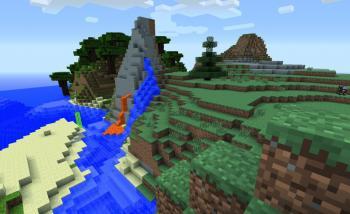 Die Klötzchenwelt von Minecraft