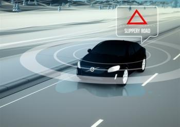 Volvo: Glätte-Alarm über die Cloud