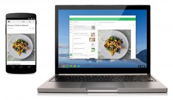 Schon auf der Google I/O 2014 zeigt Google Android-Apps, die im Fenstermodus unter Chrome OS laufen.