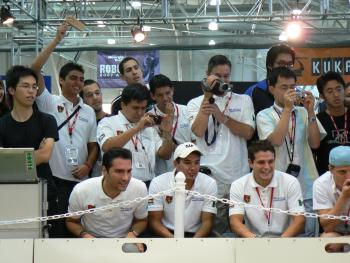 Das Team hinter den Pioneros Mexico