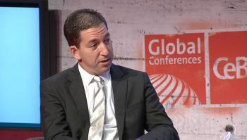 Greenwald äußerte sich zu Kritik an seinem Selbstbild als Journalist.