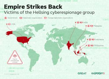Erst die Fehde zwischen den beiden Cyberspiona-Gruppen brachte Kaspersky Lab auf die Spur von Hellsing.