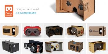 Die Anpassung der eigenen Cardboard-Brille an VR-Apps soll künftig automatisch erfolgen.